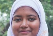 বাঞ্ছারামপুরের মারিয়া অভাব অনটনের  সাথে লড়াই করে চমকে দিলেন