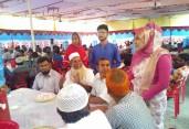 সরাইলে মরহুম ইকবাল আজাদ ও তার মায়ের রুহের মাগফেরাত কামনায় দোয়া মাহফিল অনুষ্ঠিত