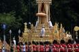 মৃত্যুর এক বছর পর থাই রাজার শেষকৃত্য আজ